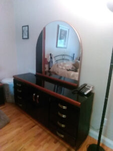 Bureau and Night Tables SOLD