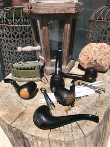 Classical Smoking pipes....NEW...never used