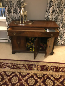 "Antique Buffet ""knechtels"" Canadian Made $300"