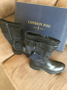 LONDON FOG SPRING/WINTER BOOT