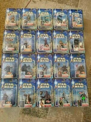 Star Wars 2002 Collection 2 Action Figures - You choose