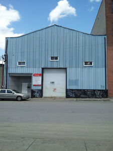 Warehouse Space Outremont 5,000 sq ft.