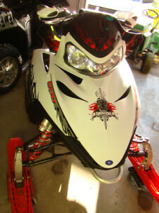 2009 polaris dragon sp 800