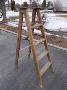 Ladder. 5 foot.