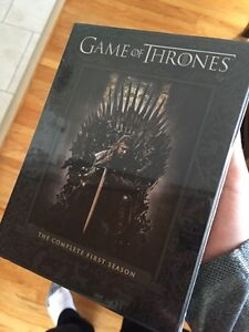 Game of Thrones The Complete First Season  Windsor Region Ontario image 1