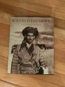 Vanished World By Wilfred Ama Thesiger (Hardcover)
