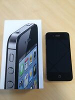 iPhone 4S 16GB Black in very good condition