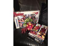 Avengers toy set
