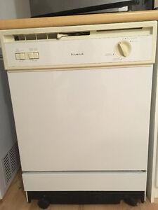 Dishwasher. Sink hook up