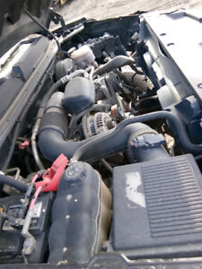2010 GMC Sierra 1500 4.3L Engine And Transmission For sale