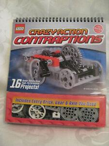 Lego Crazy Action Contraptions MIB