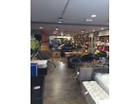 Kingston retail shop space to rent upto 2000sqft. Very good town centre location