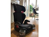 Graco junior high back/booster seat