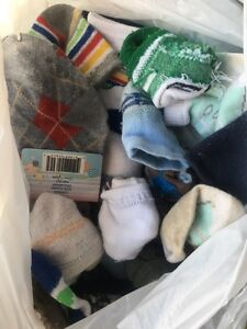 0-6 month boy socks