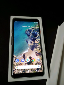 MINT CONDITION IN BOX! GOOGLE PIXEL 2 XL 64GB!