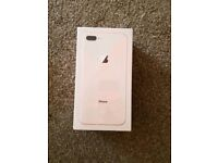 Apple iPhone 8 Plus In Gold 64GB Unlocked To Any Network Brand New Ready To Collect