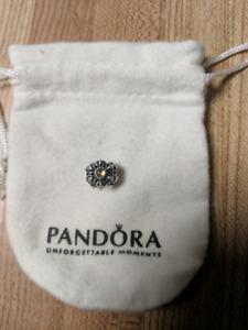 Pandora charm: april gemstone