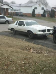 1981 cutlass. Trade for truck or cash