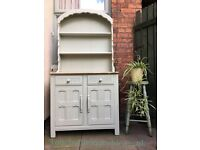 Priory oak Dutch dresser ⭐️ DELIVERY AVAILABLE ⭐