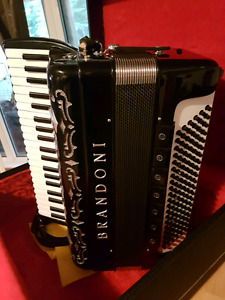 Brandoni Piano Accordion