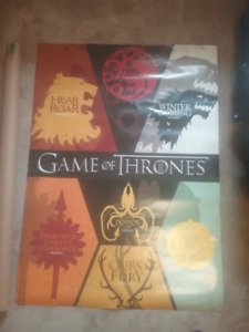 Large Game of Thrones Poster