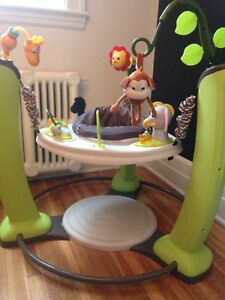 Exersaucer for babies