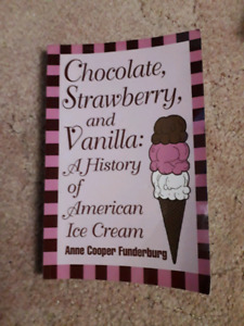 Chocolate, Strawberry and Vanilla