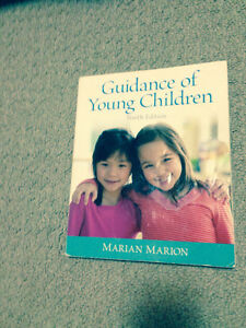 Guidance of Young Children (ELCC textbook)