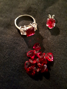 Ruby Jewelery