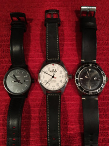 Higher End Watches you won't find in normal Stores