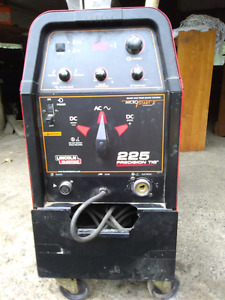 TIG welder,nearly new,