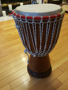 Djembe drum in great shape - NEW PRICE