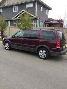 2008 Pontiac Montana w/1SB Minivan, Van