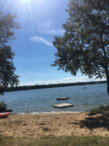 Lakefront Cabin Rentals - Gull Lake MB