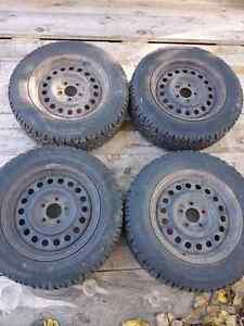 225 60 16 winter Mark tires  Kitchener / Waterloo Kitchener Area image 7