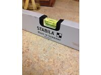 Stabila spirit level like new
