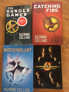 The Hunger Games Book Collection