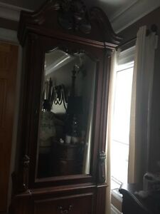 Large wardrobe/tv unit
