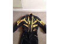 Bufallo motorcycle suit