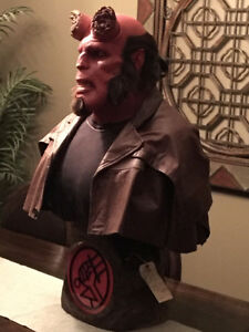 HELLBOY Bust (Lifesize and Original) Strathcona County Edmonton Area image 2