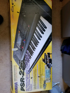 Yamaha psr electronic keyboard