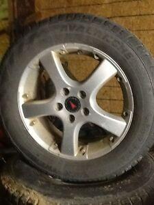 Winter Tires 235/55/17 Rondevou Aztec