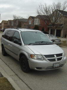 TRANNY SHOT 2005 DODGE CARAVAN READ COMPLETE AD BEFORE REPLYING!
