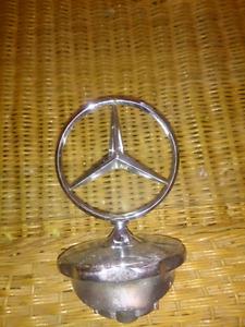 Genuine Mercedes-Benz hood emblem