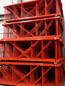 NEW and USED RACKING - ALL SIZES