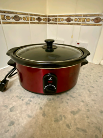 Slow Cooker / Sear & Stew Slow Cooker - Red
