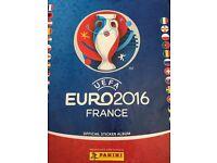 Euro sticker swaps