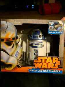 R2-D2 Car Charger