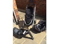 Maxi-Cosi Complete travel system