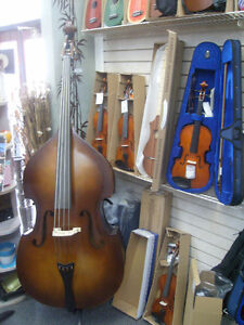 Double Bass 3/4 by Menzel